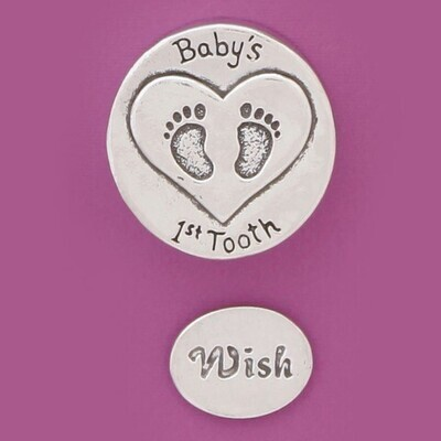 Baby's First Tooth Wish Box- Basic Spirit