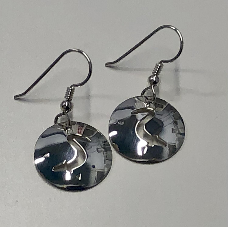 Ben Sickles - Eel Clan Earrings