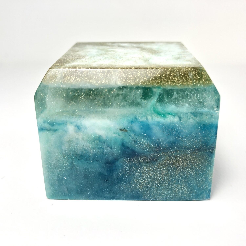 Sea Cube - Frozen in Time