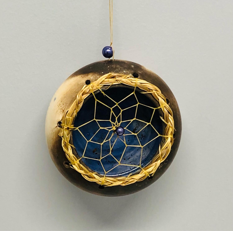 Nancy Oakley - Blue Dream Ornament
