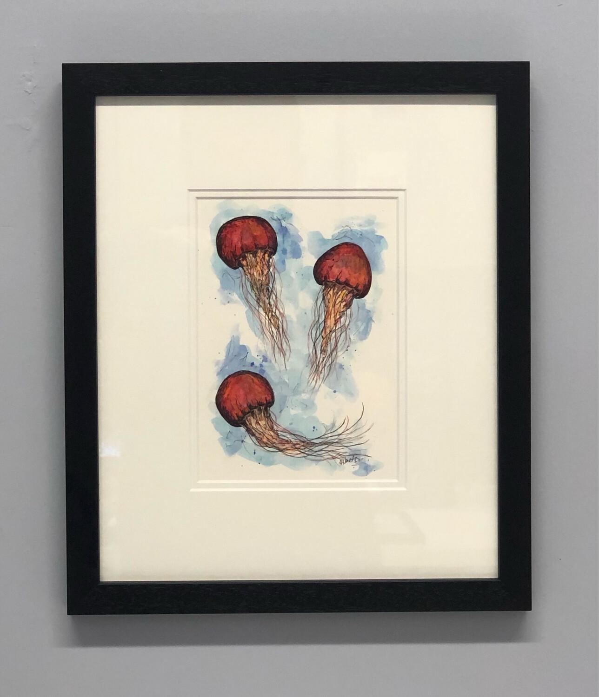 Dancing Jellyfish - Amy Nemeth
