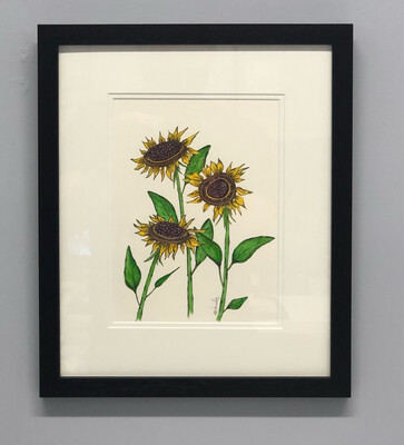 Sarah's Sunflowers