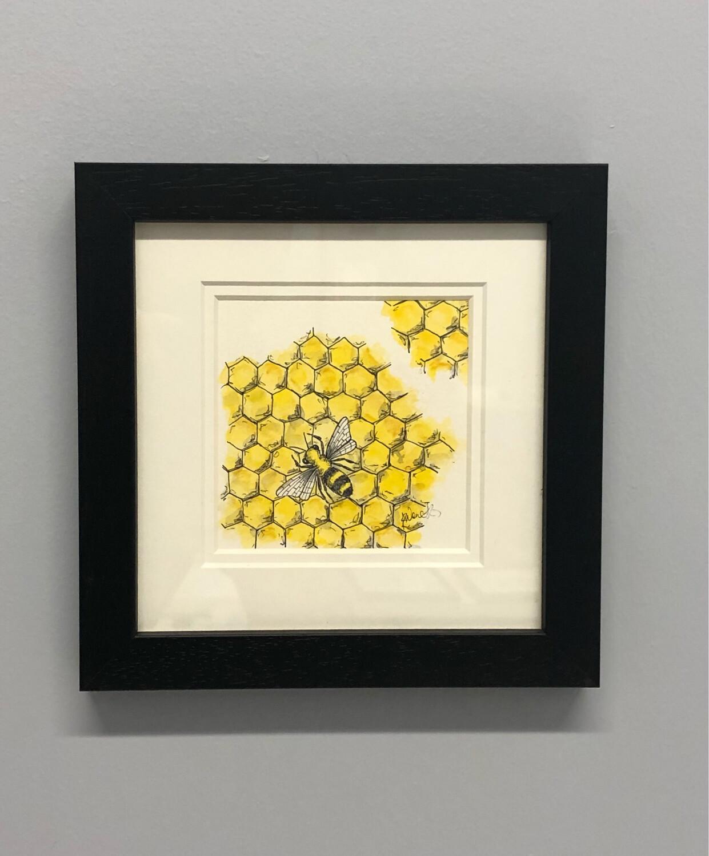 Honey Bee - Amy Nemeth