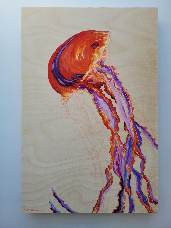 Jellyfish - Care Garrison