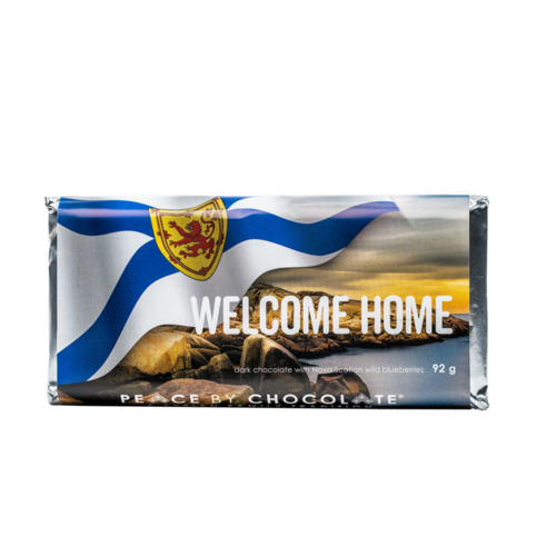 Peace by Chocolate - Welcome Home Bar