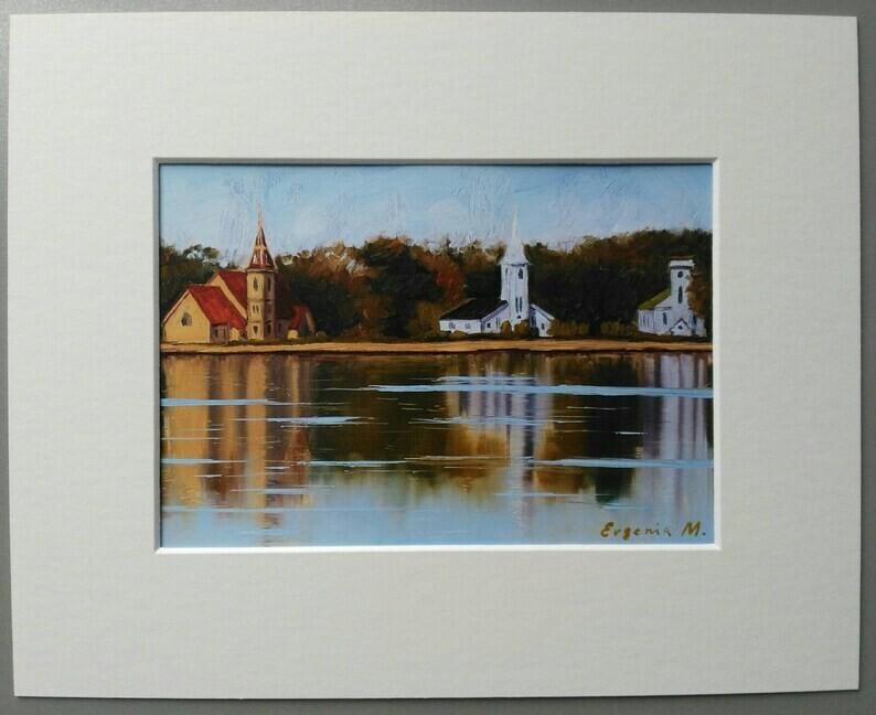 Mahone Bay- Evgenia Makogon