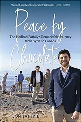 Peace by Chocolate Book