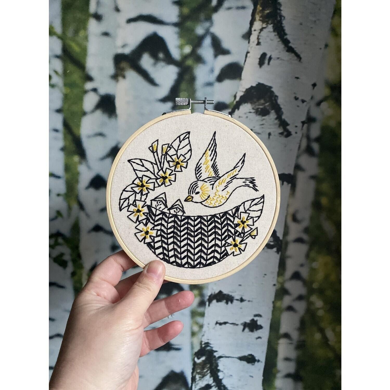 Hook Line & Tinker Goldfinch