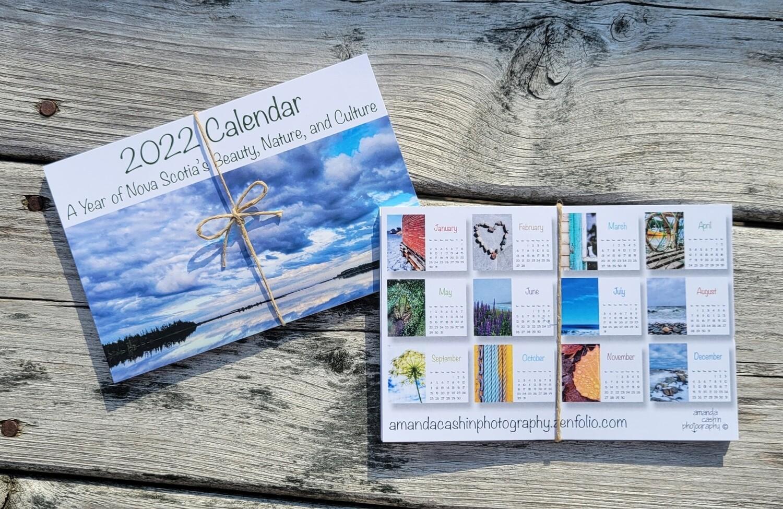 Amanda Cashin Calendar 2022