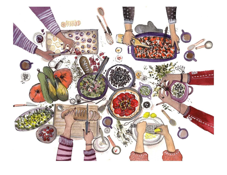 Women Who Make, Dinner Party- Sarah Duggan