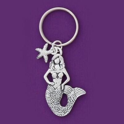Mermaid Keychain- Basic Spirit