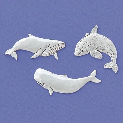 Whale Magnet Set- Basic Spirit