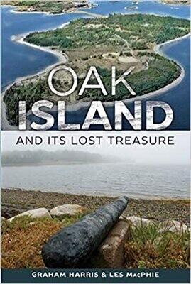 Oak Island and its Lost Treasure Book