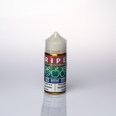Vape 100 Ripe Apple Berries 100ml