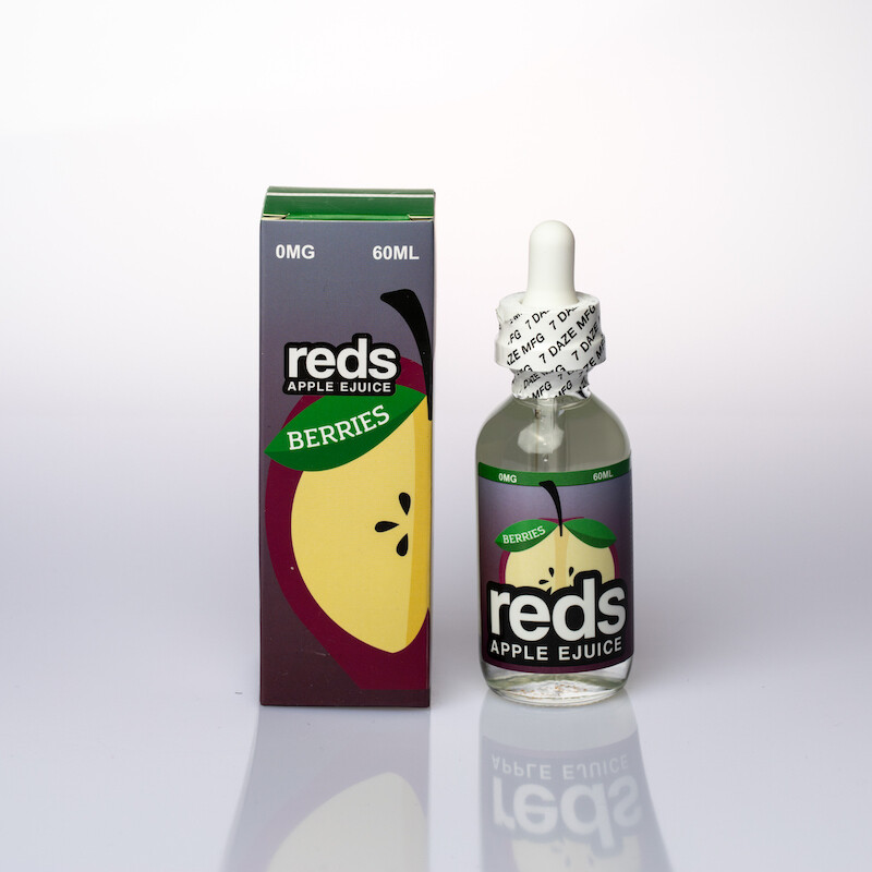 Reds Apple Berries 60ml