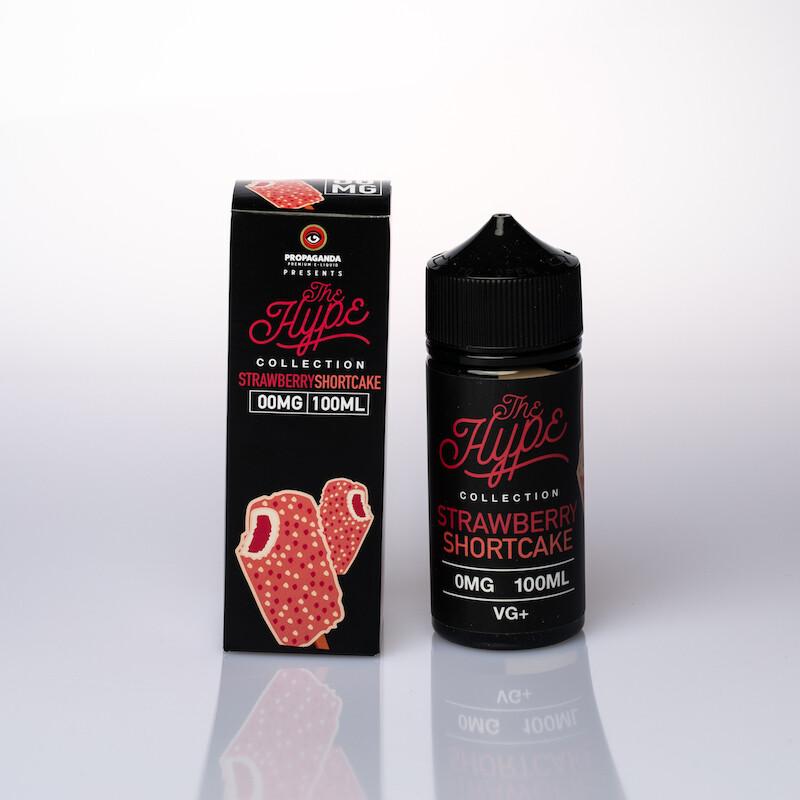 The Hype Strawberry Shortcake 60ml