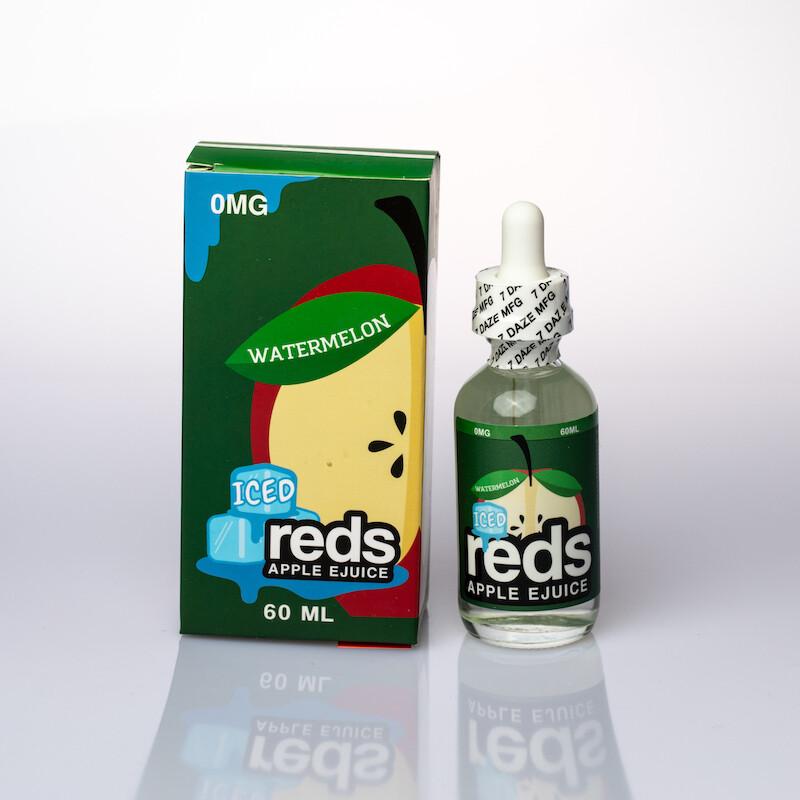 Reds Apple Watermelon Iced 60ml