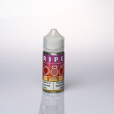 Vape 100 Ripe Peachy Mango Pineapple 100ml
