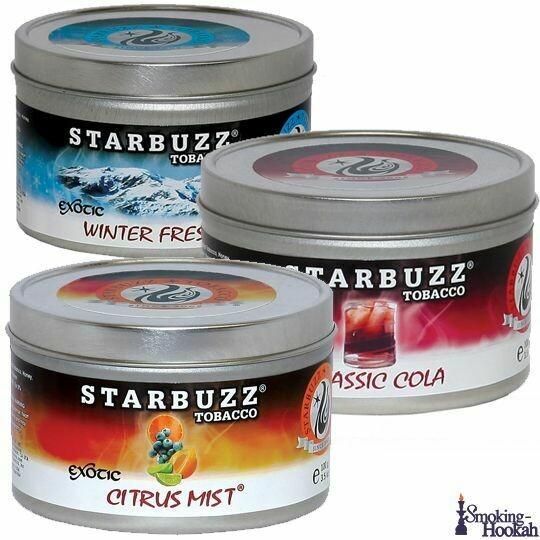 Starbuzz Tobacco 250g