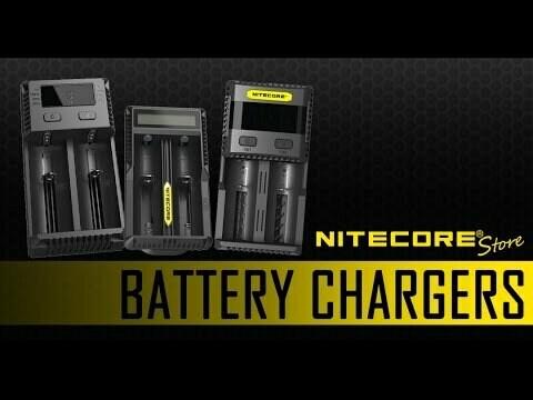 Nitecore Battery Chargers