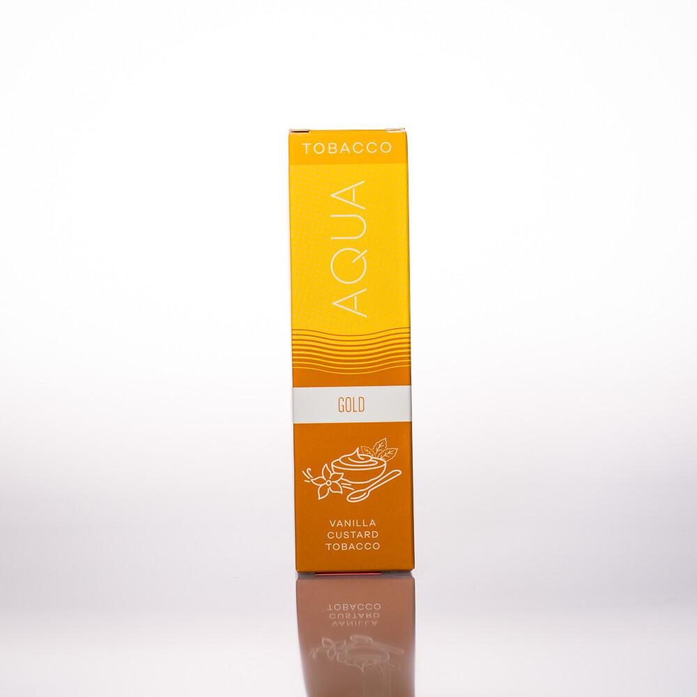 Aqua Tobacco Gold 60ml
