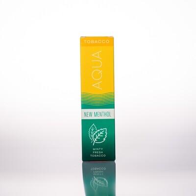 Aqua Tobacco New Menthol 60ml