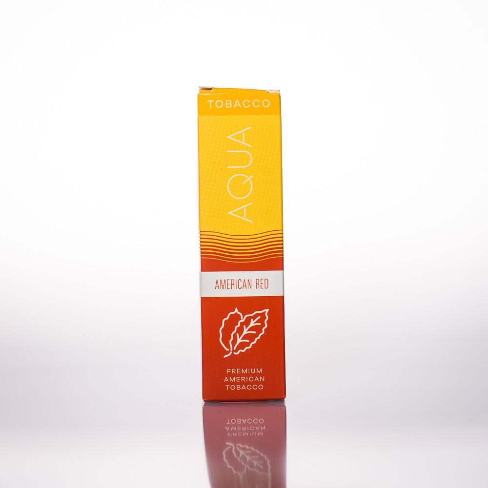 Aqua Tobacco Rapid/American Red 60ml