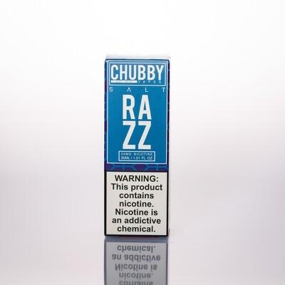 Chubby Salt Razz 30ml