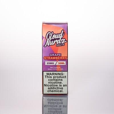 Cloud Nurdz Grape Strawberry Salts
