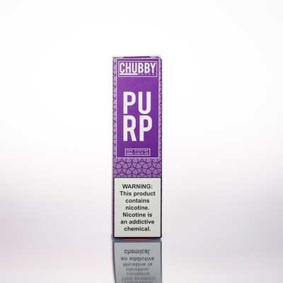 Chubby Vapes Bubble Purp 60ml