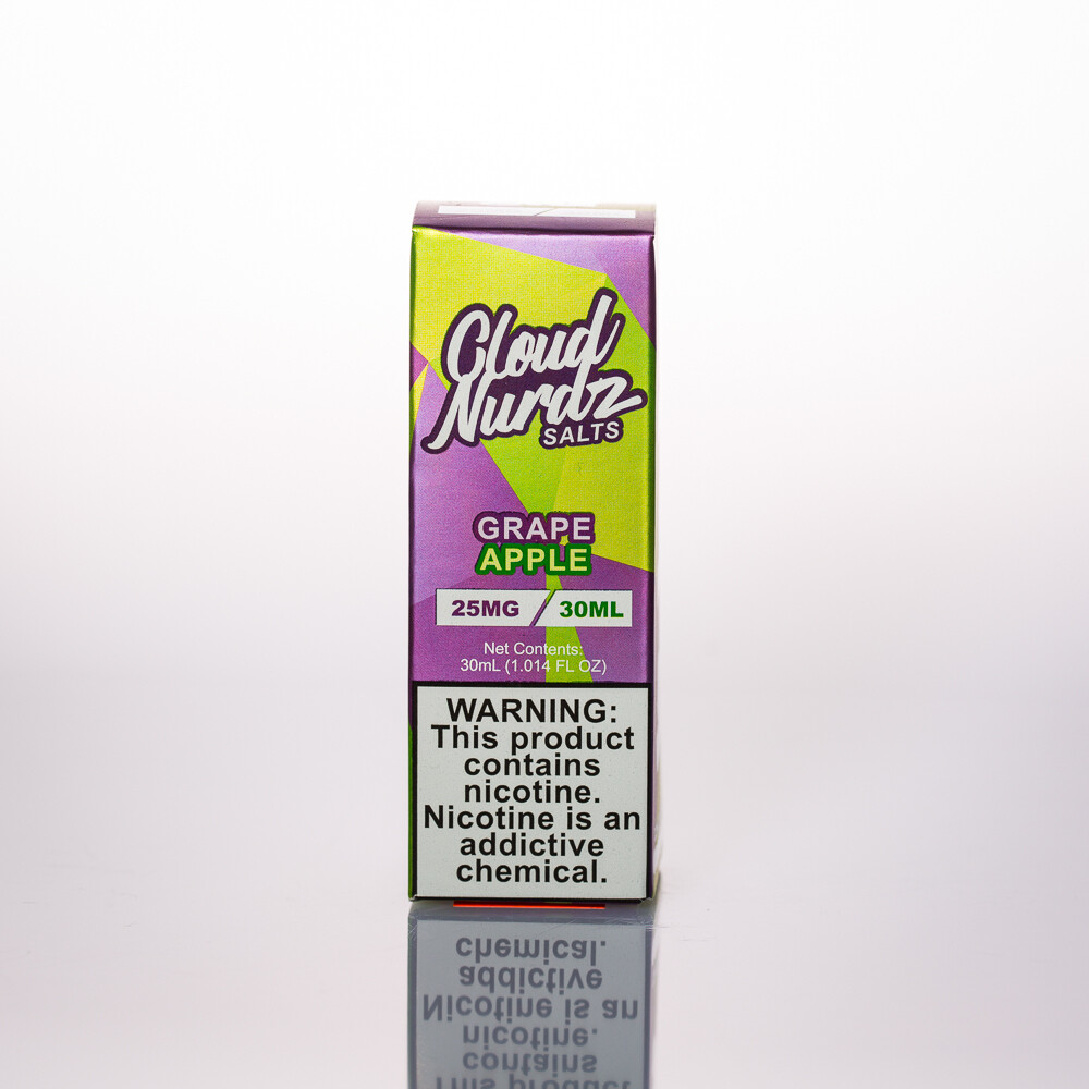 Cloud Nurdz Grape Apple Salts