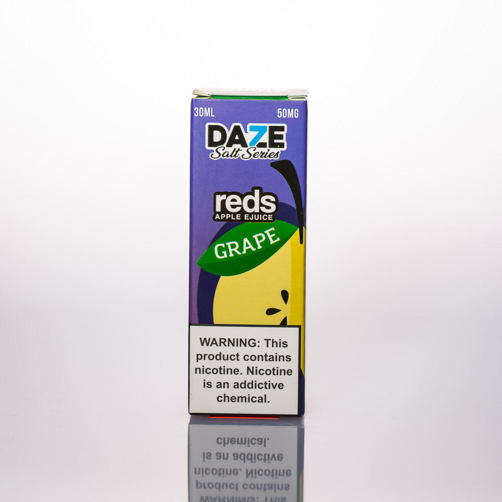Reds Apple Grape Salt 30ml