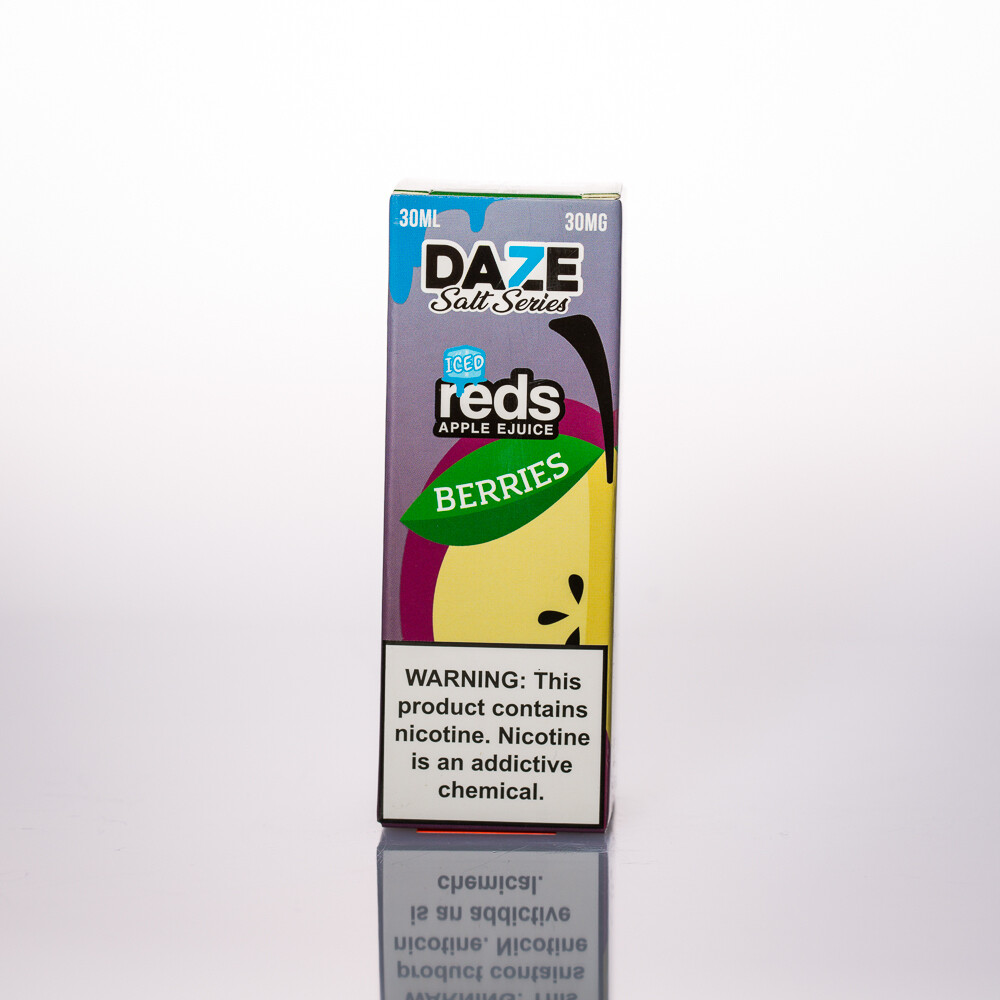 Reds Apple Berries Iced Salt 30ml