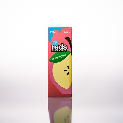 Reds Apple Strawberry Iced 60ml