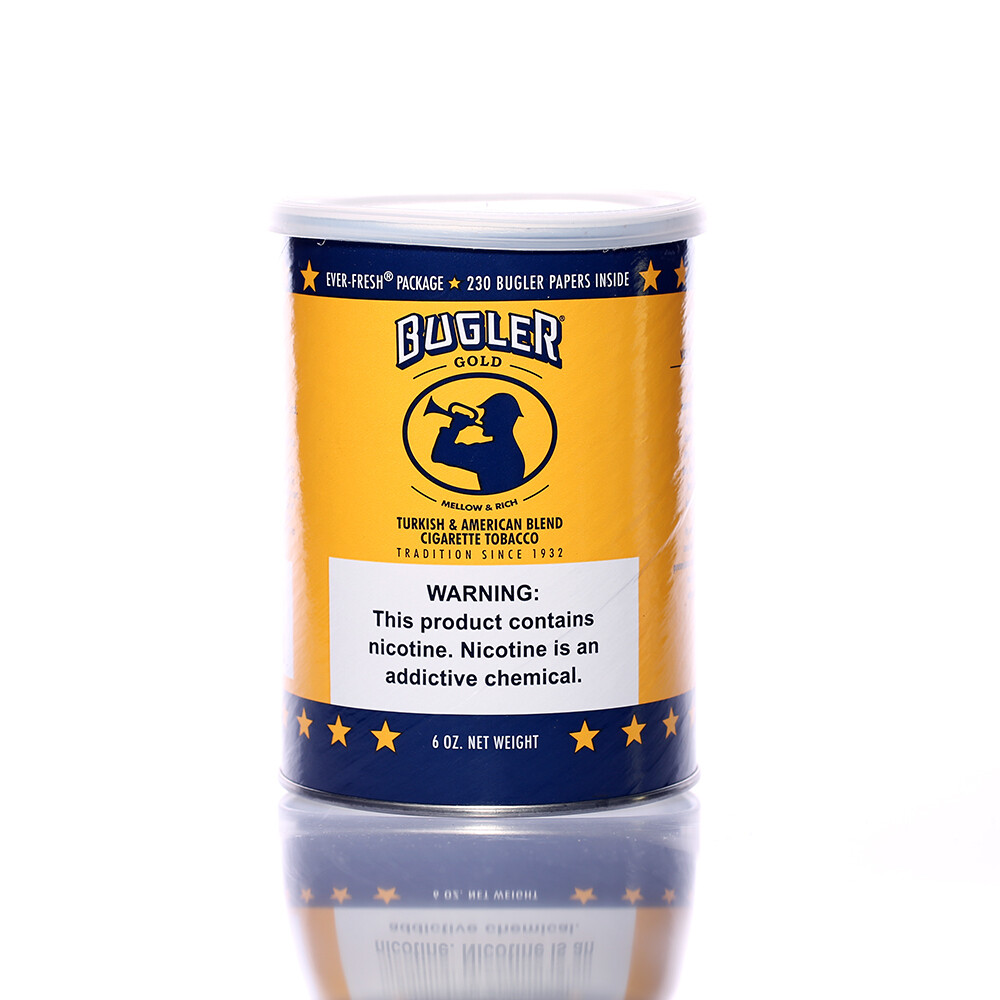 Bugler 6oz Cans Gold