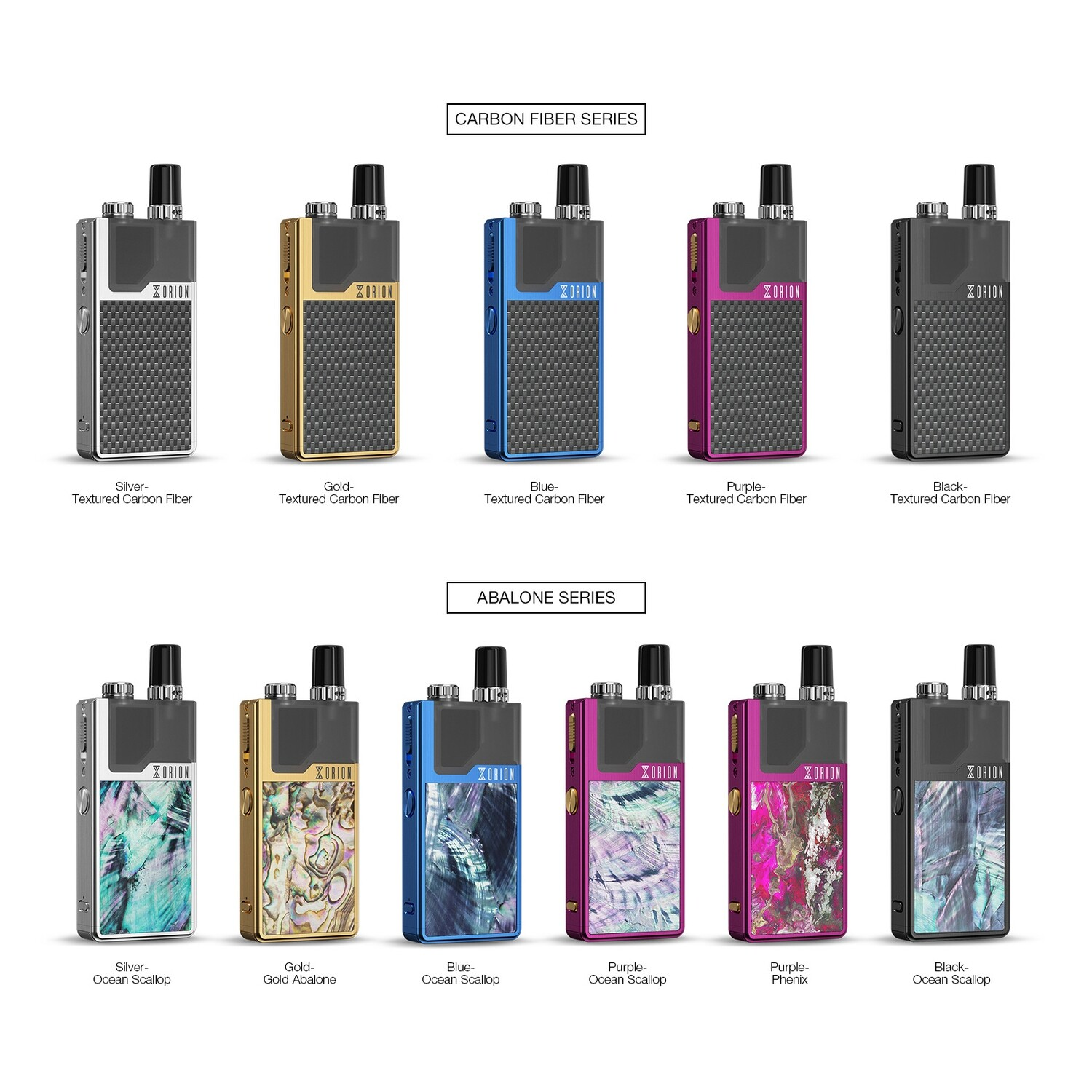 Lost Vape Orion DNA GO Mod