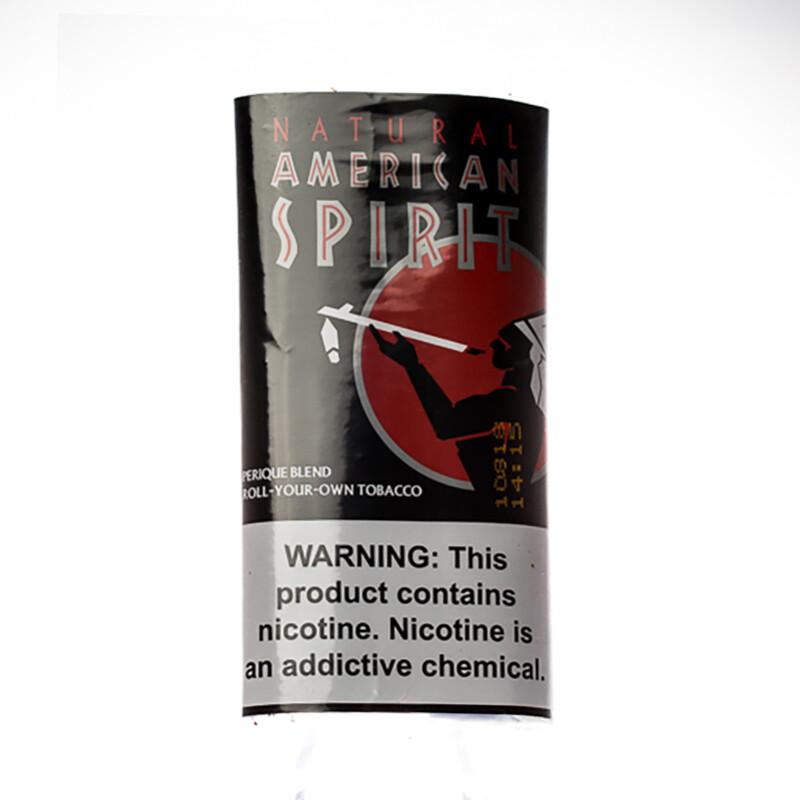 American Spirit Pouch 1.41oz. Pouch Perique Blend