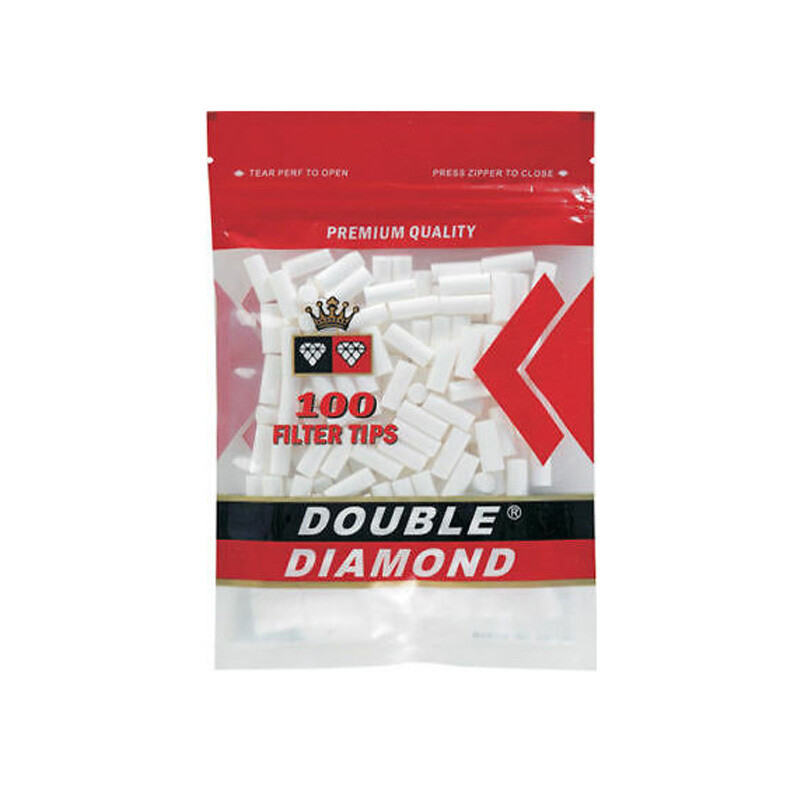 Double Diamind Filter Tips