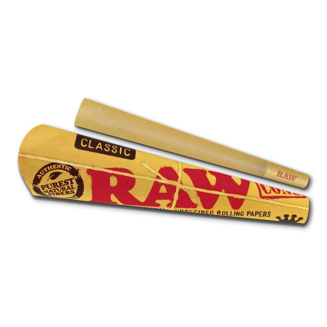 Raw Classic Pre-Roll Cone King Size