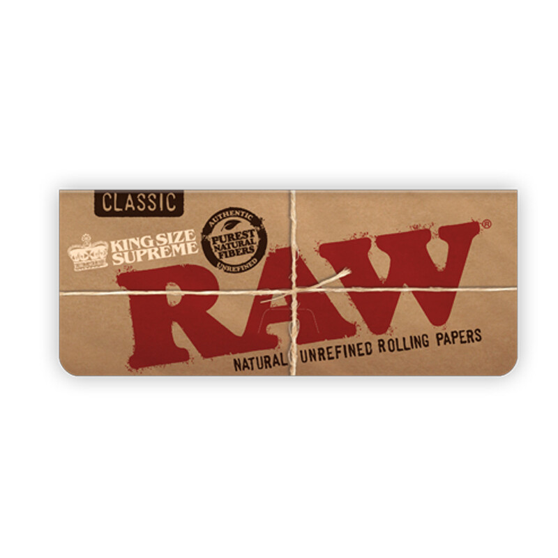 Raw Classic Paper King Size Supreme