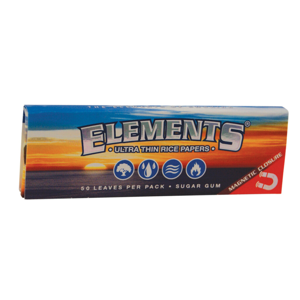 Elements Ultra Thin Rice Papers 1 1/4