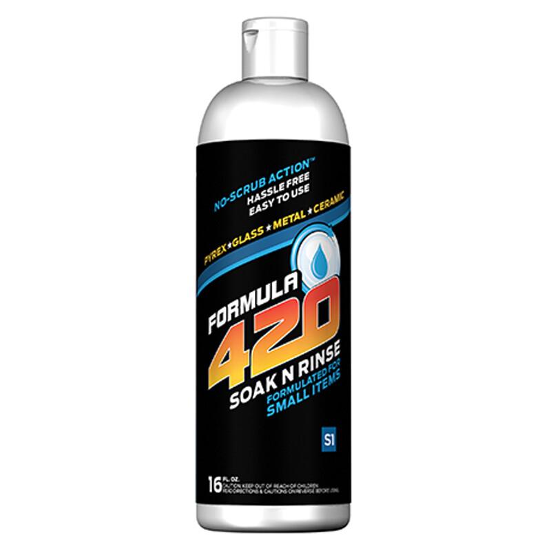 Formula 420 Cleaner SOAK N' RINSE 16oz