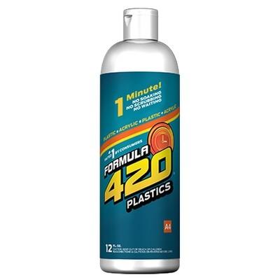 Formula 420 Plastic Cleaner 12oz