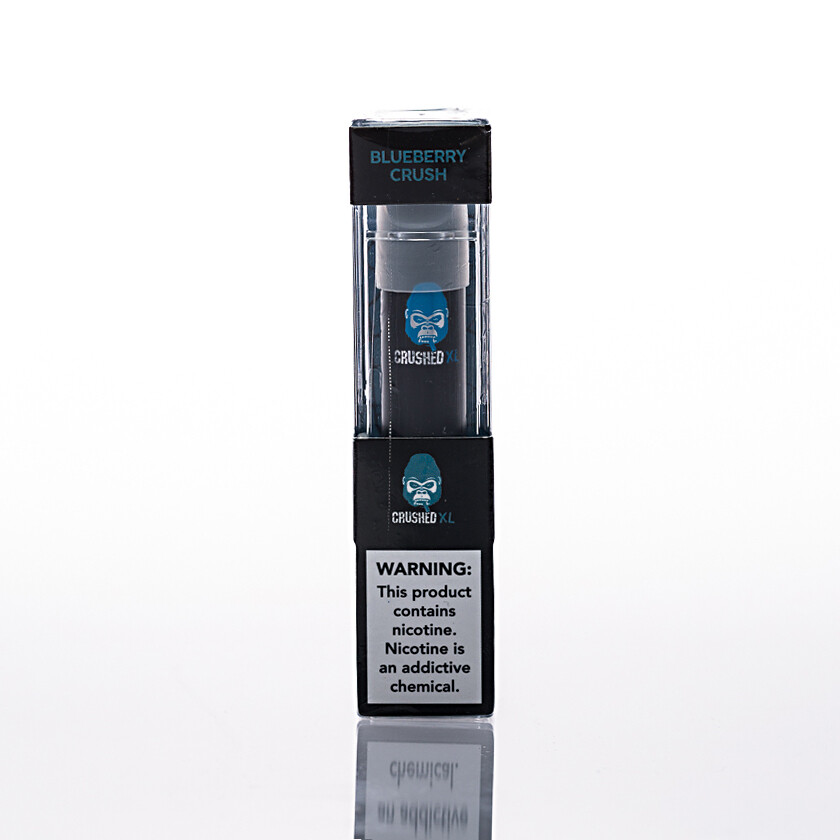 Crushed XL 2.4ml 6% Disposable