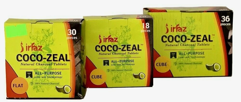 Coco-Zeal Charcoal