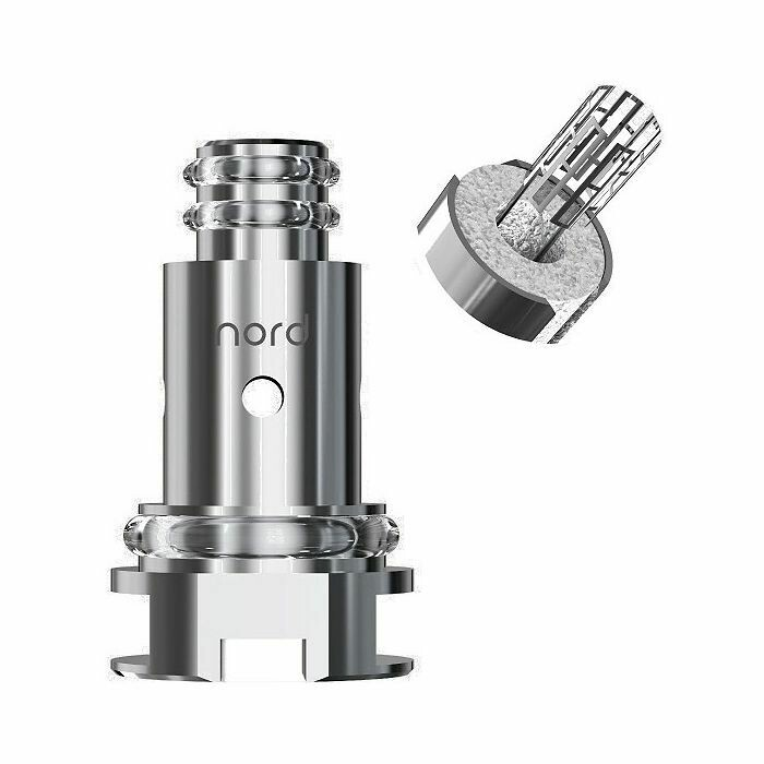 Smok Nord DC 0.8 ohm MTL Coils (5-Pack)