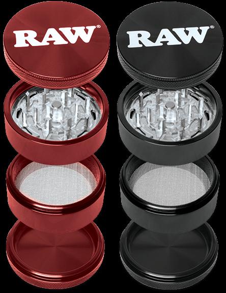 Raw Life 4 Pc Grinder