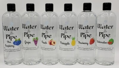 Water for your Pipe 16 oz.