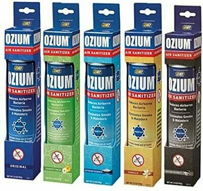 OZIUM Air Sanitizer 3.5oz