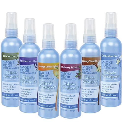 Smoke Odor Exterminator Fabric Freshener 4 oz